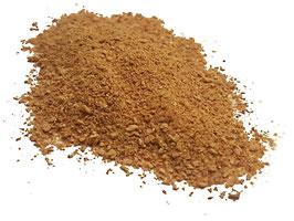 Piment Trinidad Scorpion Butch T jaune en poudre