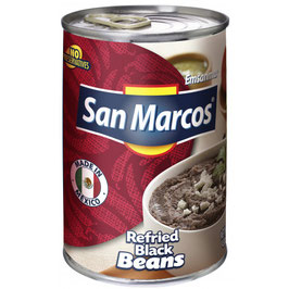 San Marcos - Purée de Haricots Noirs - DDM 09/02/2020