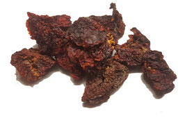 Piment Carolina Reaper Chocolat sec entier