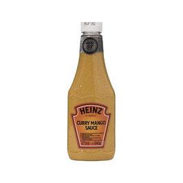 Curry Mango Sauce - 875ml - Heinz