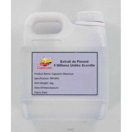 Extrait de Piment 6,4 Millions Unités Scoville - 1Kg