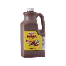 Marinade Achiote El Yucateco - bidon 2 litres