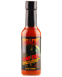 Hellfire - Fear This Carolina Reaper