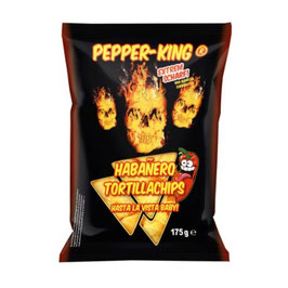 Tortillas Chips Habanero - Pepper King