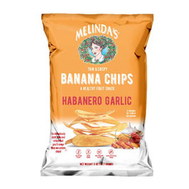 Chips Banane Ail Habanero - Melinda's
