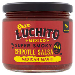 Gran Luchito - Salsa au Chipotle