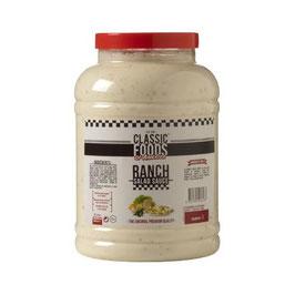 Sauce Salade Ranch - 3 litres