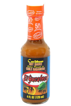 El Yucateco - Caribbean Sauce