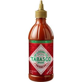 Tabasco - Sriracha