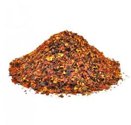Piment Bhut Jolokia en flocons