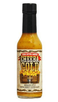 High River Sauces - Cheeba Gold