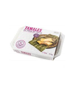 Tamales de Tinga de Pollo - La Reina - 315g