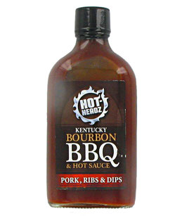 Sauce Barbecue Kentucky Bourbon - Hot Headz