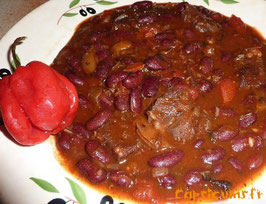 Pack Piments pour Chili Con Carne