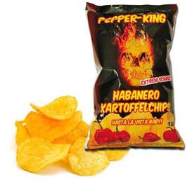 Chips Pepper King Habanero