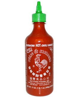 Sauce Sriracha - Huy Fong Foods