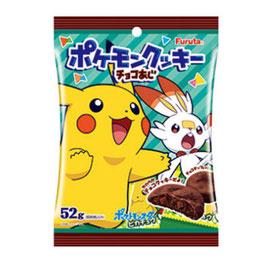 Furuta Pokemon Cookies au Chocolat