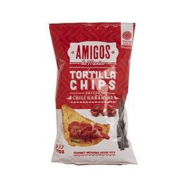 Tortillas Chips maïs nixtamalisé Habanero - Amigos