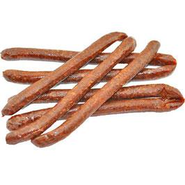Saucisson fin - Fouet fumé au piment Chipotle