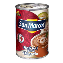 San Marcos - Purée de Haricots au Chipotle