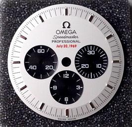 Zifferbatt & Zeiger für Speedmaster Professional
