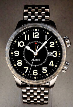 Pilot Watch mit Alarm