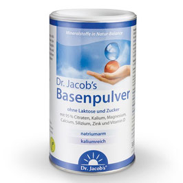 Basenpulver - Dr. Jacob's