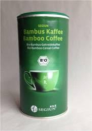 Bambus Kaffee