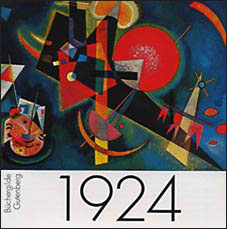 Musik aus dem Jahre 1924