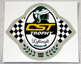 "CST TROPHY STICKER ""DRIVERS CUP"""