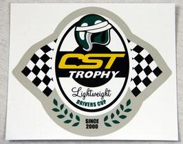 "CST TROPHY STICKER ""DRIVERS CUP"""