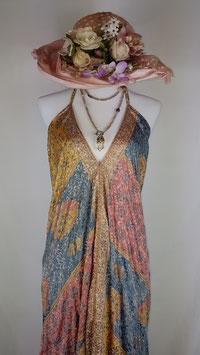 Pastell Ibiza Dream - Gelb Blau Rose