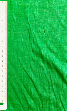 Jersey - grasgrün uni
