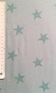 Jersey - Sterne mint