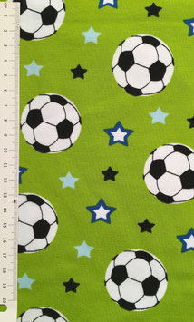 Jersey - Fußball grün