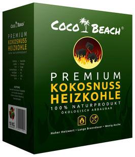 Cocobeach Heizkohle 10kg