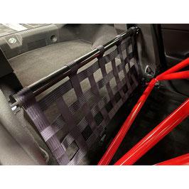 Clubsport Set - Strebe mit Netz für Hyundai I30N Fastback