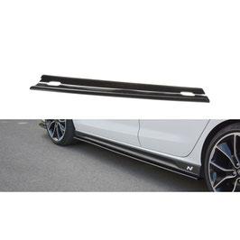 Seitenschweller Ansatz Cup Leisten V.1 passend für Hyundai I30 N Hatchback / Fastback