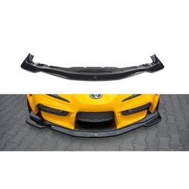 Cup Spoilerlippe Front Ansatz V.1 Toyota Supra Mk5