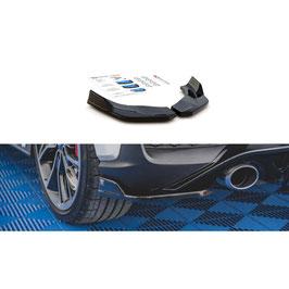 Heck Ansatz Flaps Diffusor V.4 passend für Hyundai I30 N Hatchback