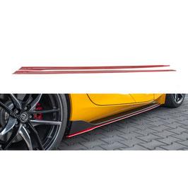 Seitenschweller Ansatz Cup Leisten V.2 Toyota Supra Mk5