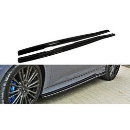 Seitenschweller Ansatz Cup Leisten passend für Ford Focus RS Mk3