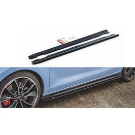 Seitenschweller Ansatz Cup Leisten V.4 passend für Hyundai I30 N Hatchback/ Fastback