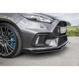 Cup Spoilerlippe Front Ansatz 'AERO' passend für Ford FOCUS MK3 RS