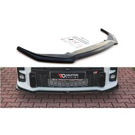 Cup Spoilerlippe Front Ansatz V.1 für Toyota GR Yaris Mk4
