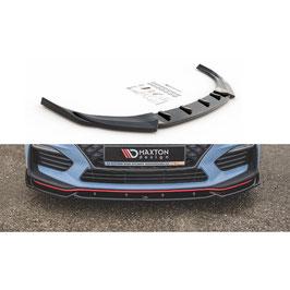 Cup Spoilerlippe Front Ansatz V.5 passend für Hyundai I30  Hatchback/ Fastback