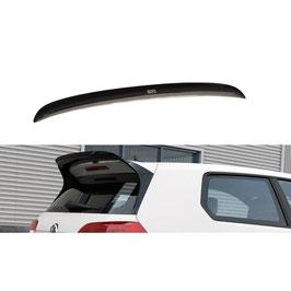 Heck Spoiler Aufsatz Abrisskante für VW GOLF 7 GTI CLUBSPORT