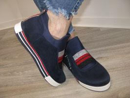 Sneaker *STRIPES dunkelblau