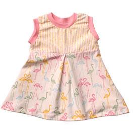 Kleidchen - Flamingo