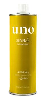UNO – Olivenöl extra vergine